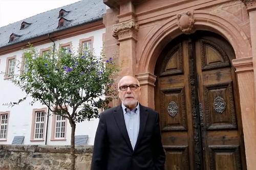 Das Rote Schloss in Eberbach - ein bedeutender Barockbaumeister gestaltet das Kloster