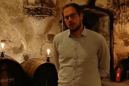 Ein aktueller Einblick in die Generalsanierung Kloster Eberbach - der Kabinettkeller