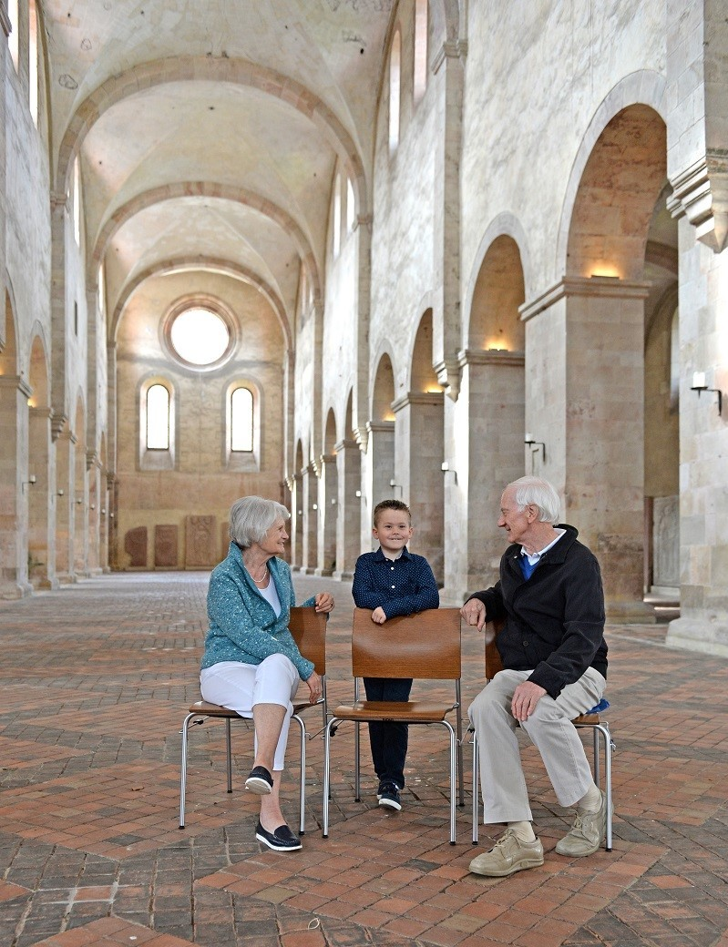Als Klosterpate genießen Sie zahlreiche Vorteile:
