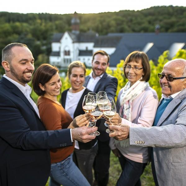 Führungen und Weinproben