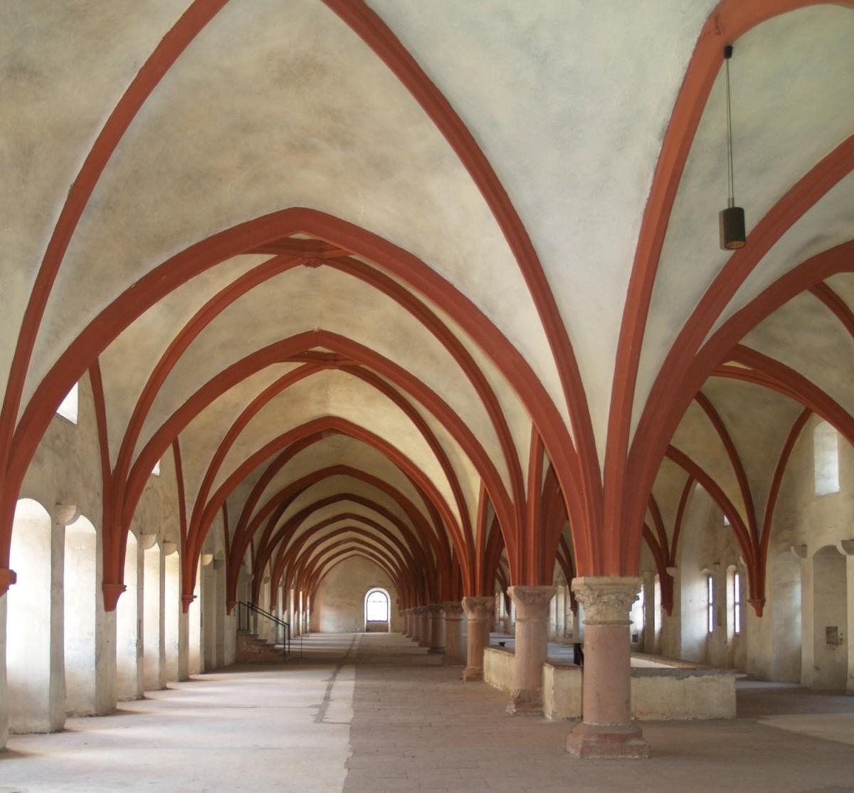Mönchsdormitorium
