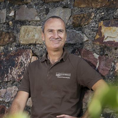 Dieter Greiner, Geschäftsführer Weingut Kloster Eberbach