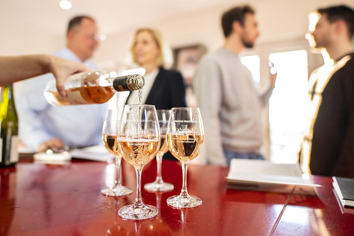 Weinterrasse & Vinothek