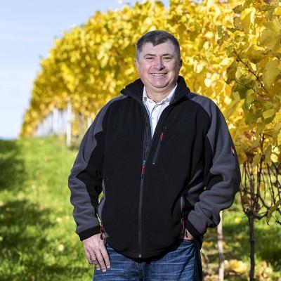 Robert Widera, Weinbauleiter Domäne Bergstraße